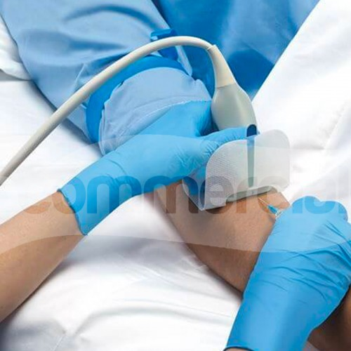 UltraDrape barriera sterile per procedure endovenose periferiche