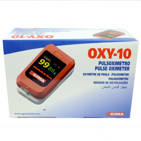 Pulsoximetro professionale Oxy-10