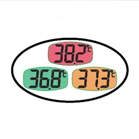 Termometro digitale BL3 ampio schermo °C