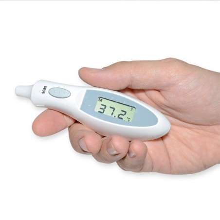 Termometro da orecchio pocket