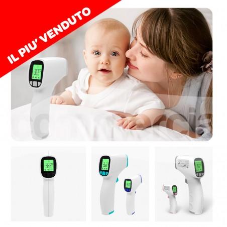 Termometro digitale contactless