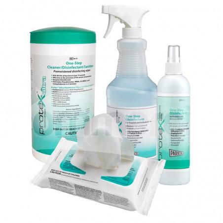 Spray disinfettante per sonde ecografiche